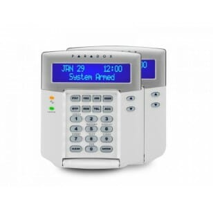 Manipulator LCD K641+