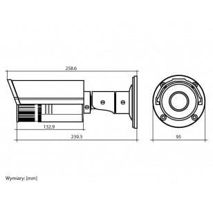Kamera HQ-MP302812LT-IR-E
