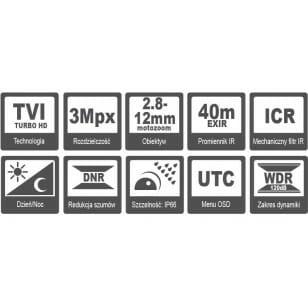 Kamera DS-2CE56F7T-IT3Z