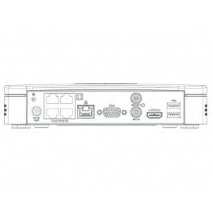 Rejestrator HDCVI DH-HCVR4104C-S3
