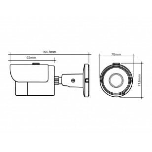 Kamera DH-HAC-HFW1220SP