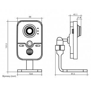 Kamera DS-2CD2442FWD-IW (2.8mm)