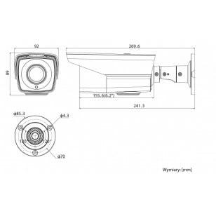 Kamera DS-2CE16D7T-AIT3Z