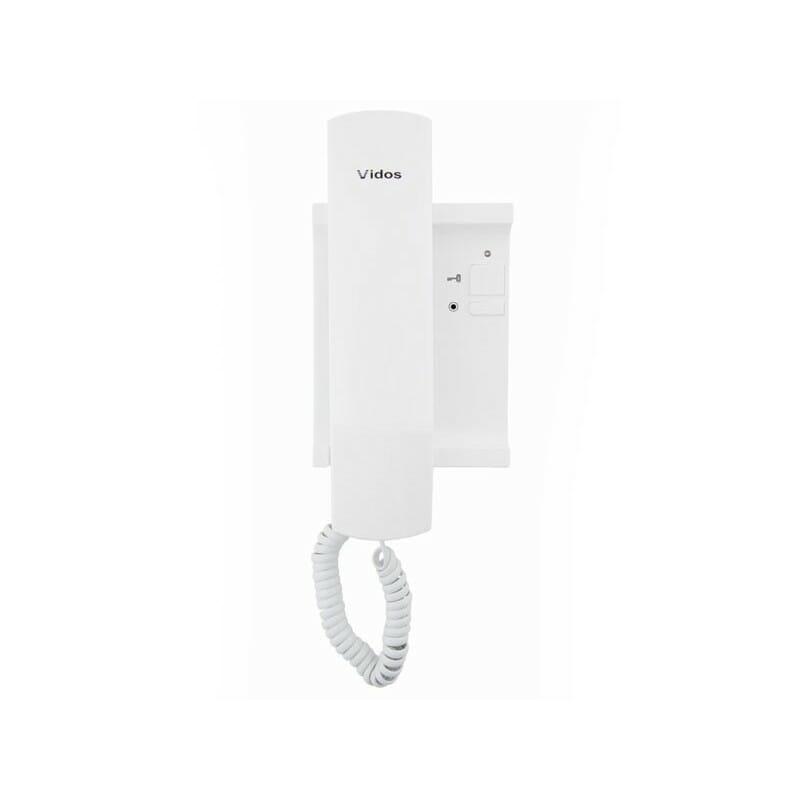 M8W – Unifon słuchawkowy do systemu wideodomofonowego