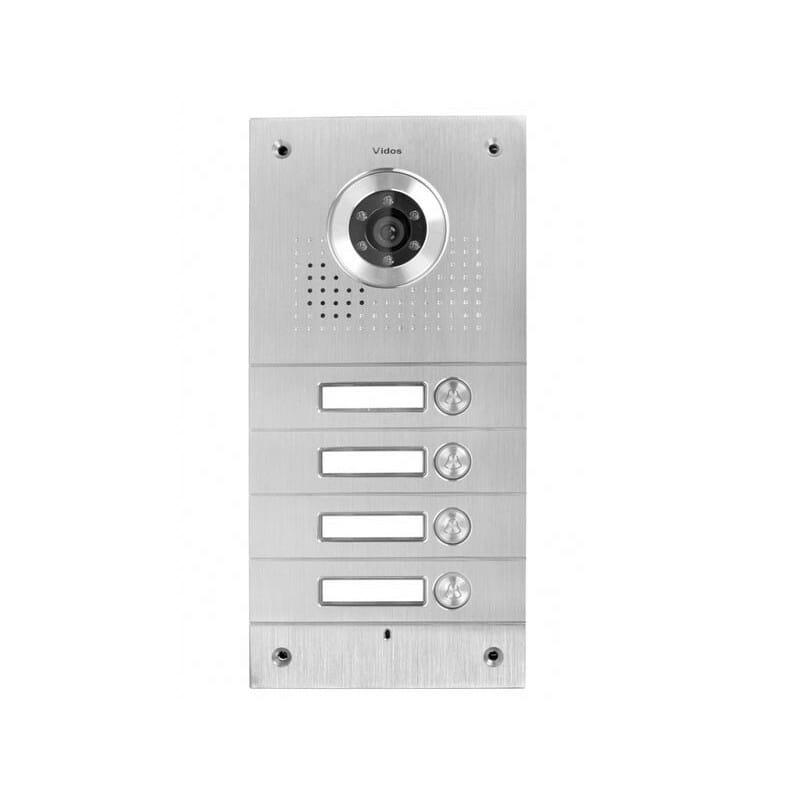 S6B – Stacja bramowa wideodomofonu