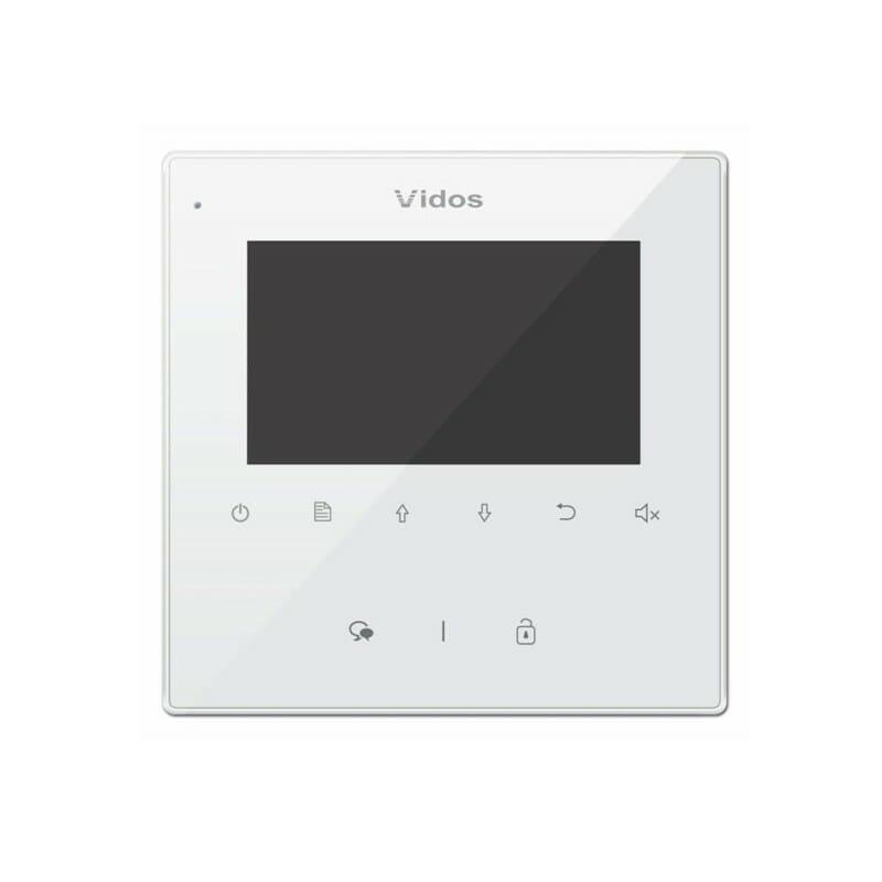 M1022W Monitor wideodomofonu