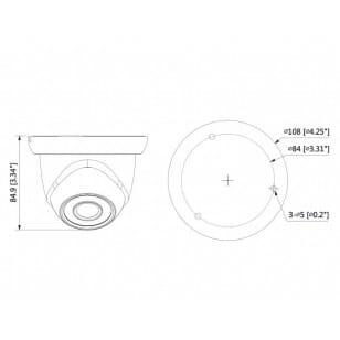 Kamera DH-IPC-HDW1220SP