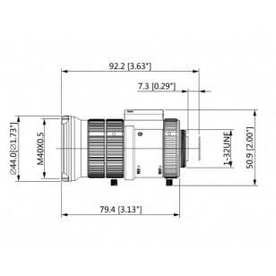Obiektyw DH-PLZ1040-D