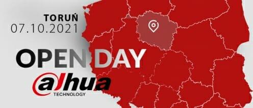 OPEN DAY DAHUA - TORUŃ