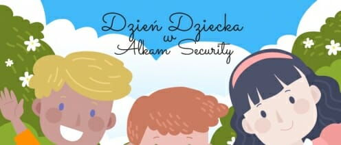 Dzień Dziecka w Alkam Security