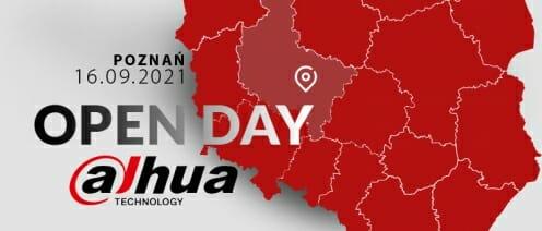 OPEN DAY DAHUA - POZNAŃ